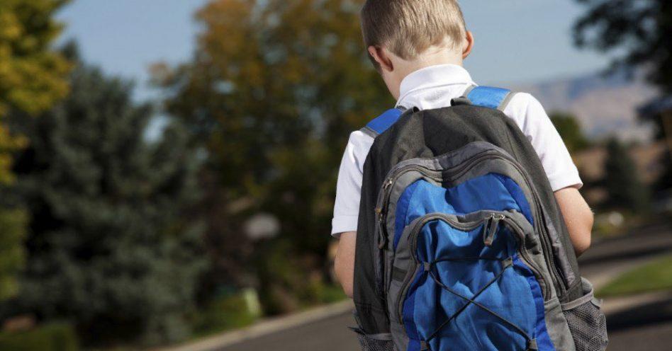 Mochila pesada ou mal ajustada pode causar sérios danos à saúde das crianças