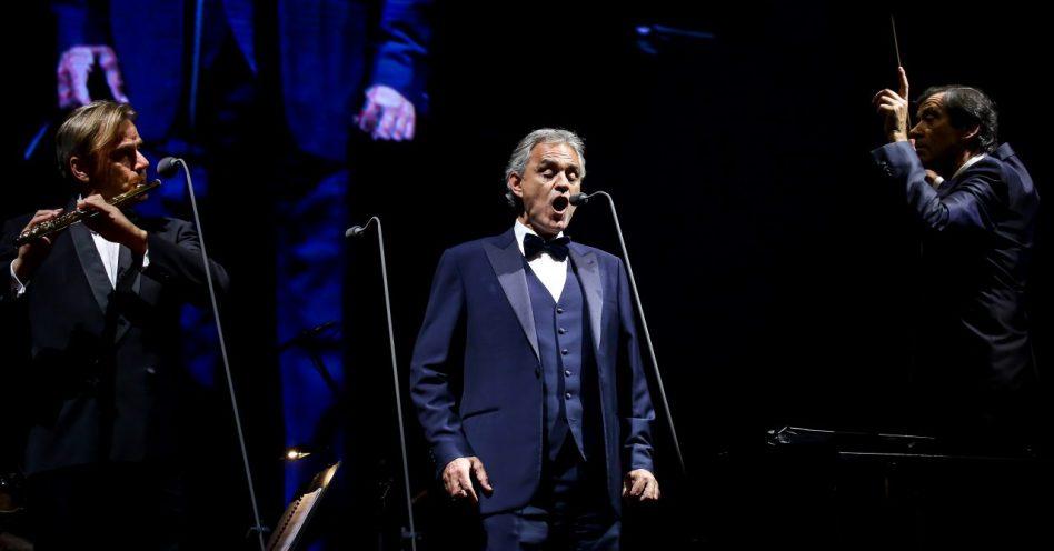 Andrea Bocelli fará recital em Fátima em celebração ao Centenário das Aparições