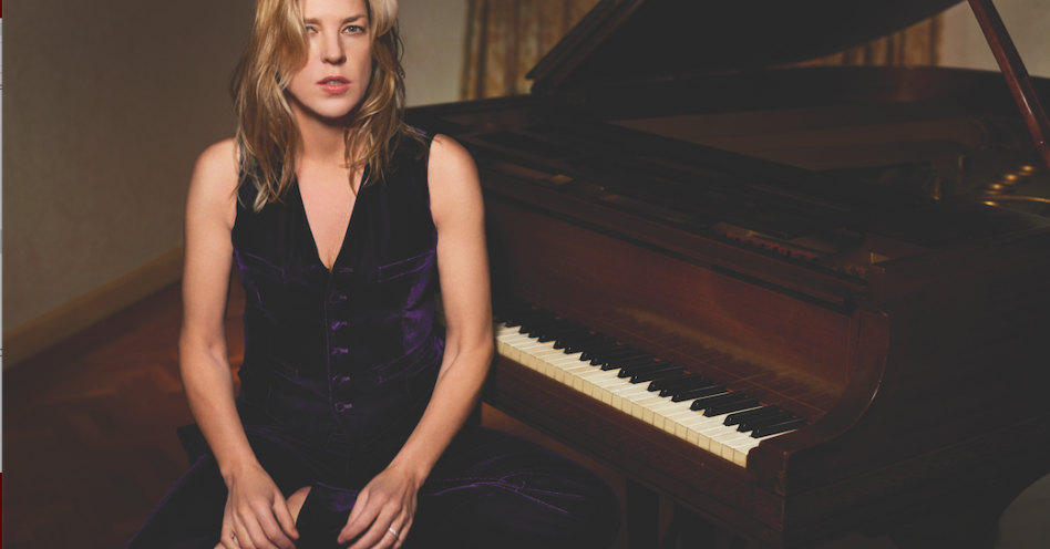 Diana Krall começa turnê Turn Up The Quiet por Porto Alegre