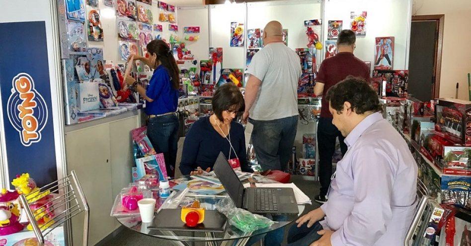 Indústria do brinquedo busca mercados regionais
