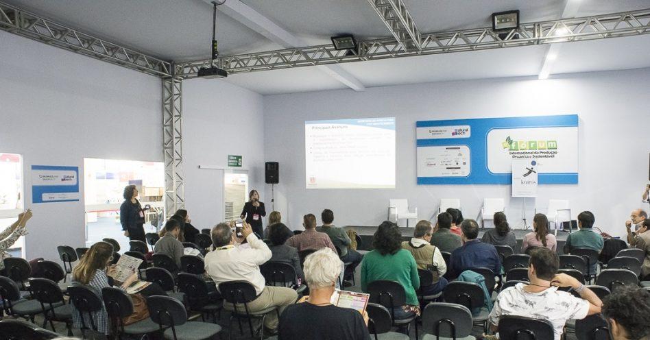 Orgânicos na Alimentação Escolar: encontro na Bio Brazil Fair debate desafios