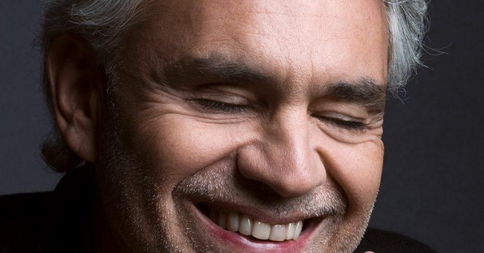Andrea Bocelli lança novo álbum em 14 anos e inclui música na turnê brasileira, em setembro