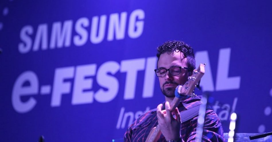 Samsung E-Festival Instrumental tem inscrições para novos talentos até 15 de agosto