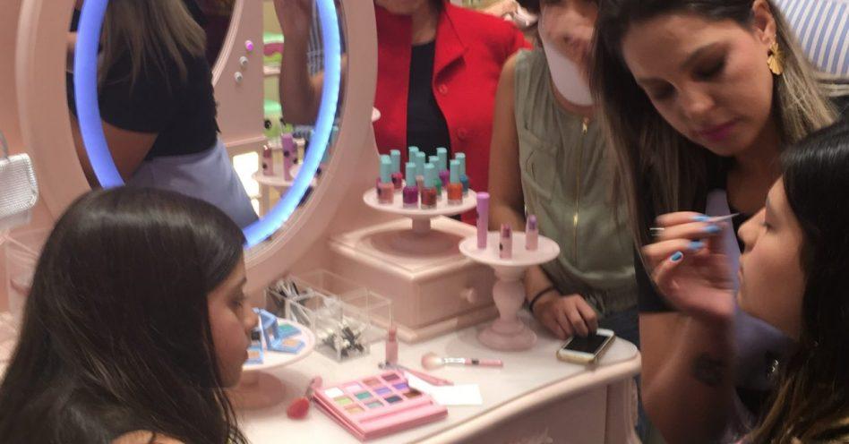 Estrela lança Estrela Beauty, a primeira linha de play make-up para crianças