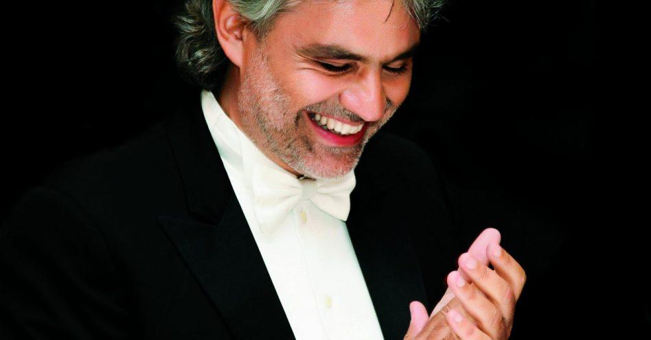 Turnê de Andrea Bocelli no Brasil terá participação da Orquestra Juvenil Heliópolis e do Coral da Gente do Instituto Baccarelli