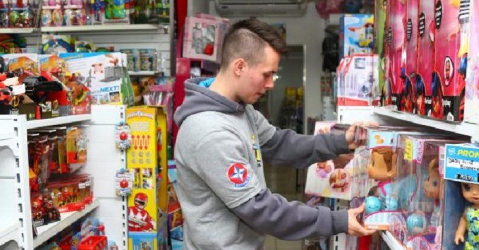 13º salário deve aquecer venda de brinquedos