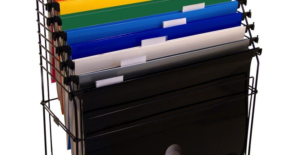 A importância das pastas na organização