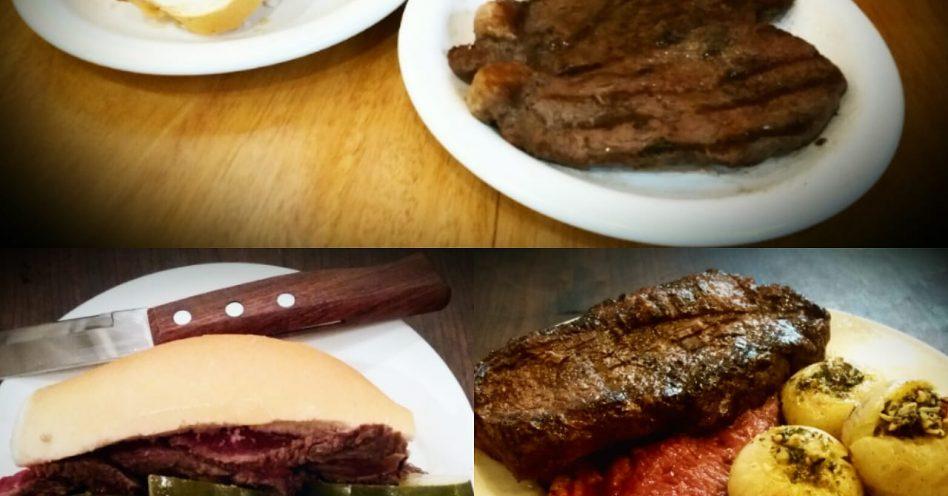 Picanharia Mercadão, o boi como opção gastronômica ao bacalhau e à mortadela