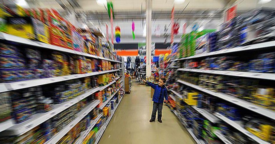 Indústria de brinquedos aposta alto no Dia das Crianças