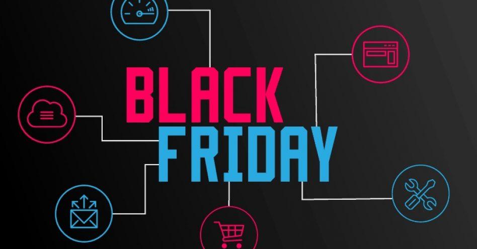 Black Friday terá ofertas em diferentes segmentos