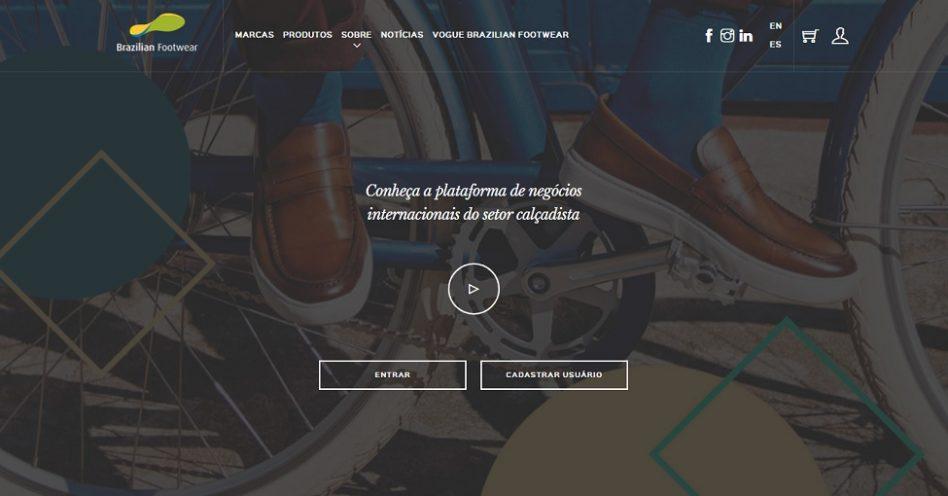 Plataforma digital da Abicalçados aproxima fabricantes e compradores