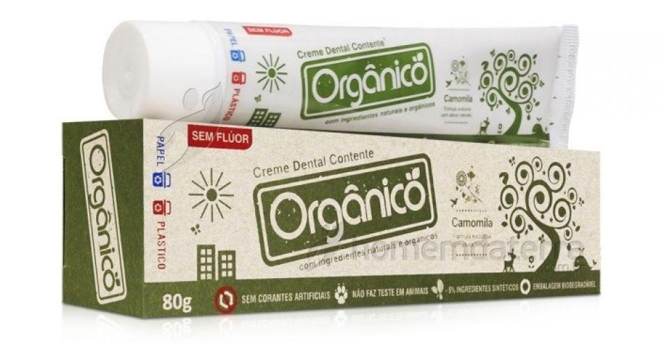 Cremes dentais orgânicos e veganos são alternativas no mercado sustentável