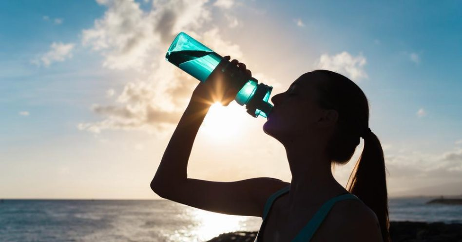 5 motivos para beber água todos os dias