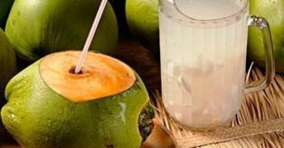 Conheça os 10 benefícios da água de coco