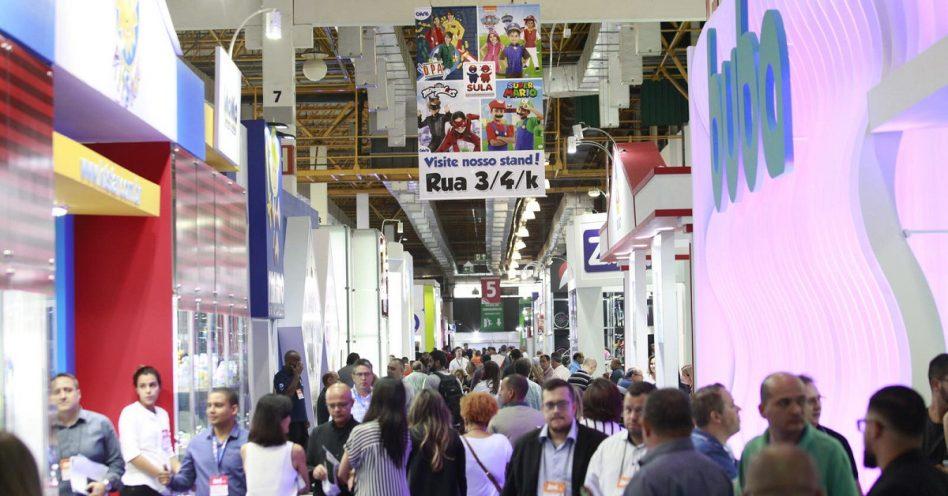 Terceira maior feira internacional do setor, Abrin  abre as portas nesta segunda-feira