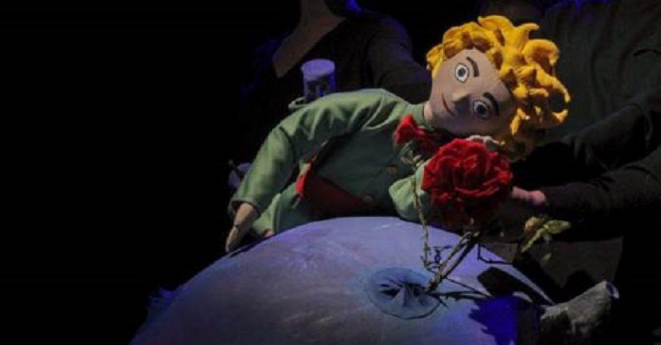 """Adaptação da obra """"O Pequeno Príncipe"""" está em cartaz no Teatro Folha"""