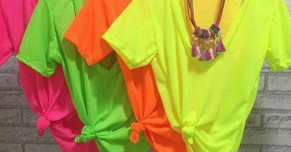 Moda: as peças em neon mais desejadas do momento