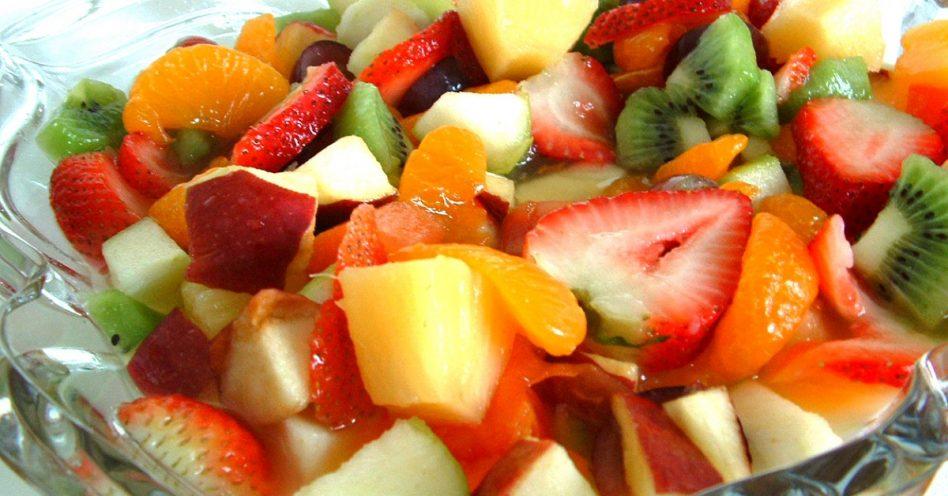 Como higienizar frutas corretamente