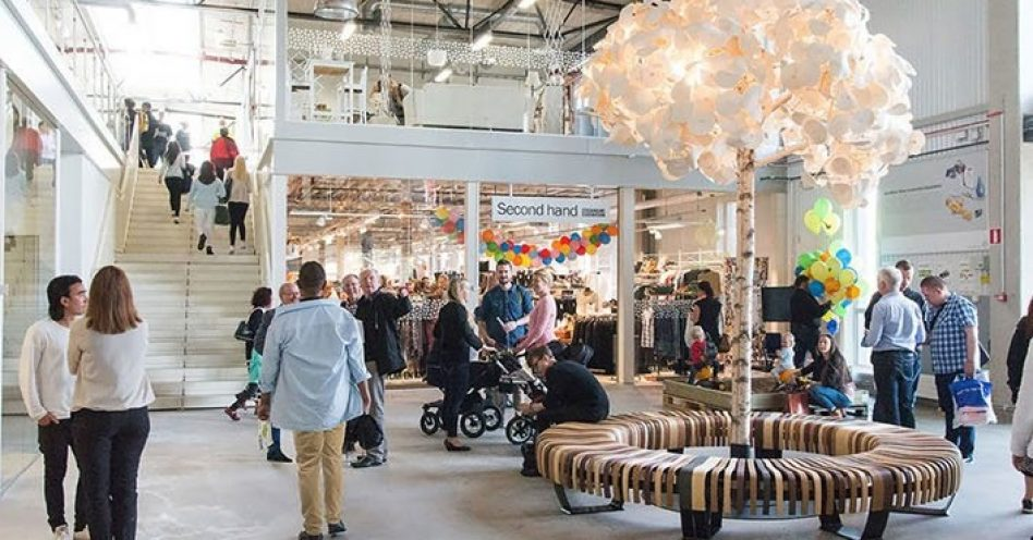 Primeiro shopping do mundo dedicado a produtos reciclados