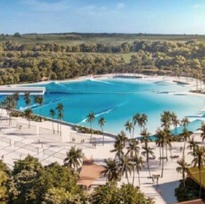Brasil terá piscinas com ondas artificiais ainda neste ano