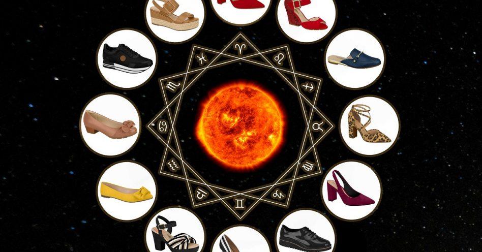 Saiba qual modelo de sapato o seu signo sugere para você