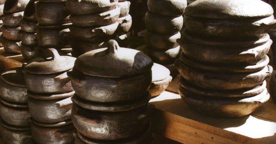Panelas de barro capixabas fazem sucesso na cozinha e na decoração