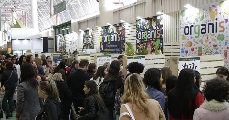 Bio Brazil Fair | Biofach America Latina abre as portasnesta quarta-feira