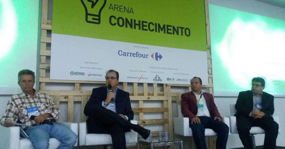 Bio Brazil Fair recebe hoje segunda edição do Thinkin Green