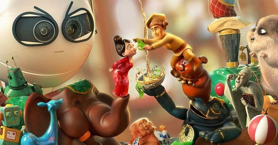 """Animação """"Os Brinquedos Mágicos"""" estréia em agosto"""