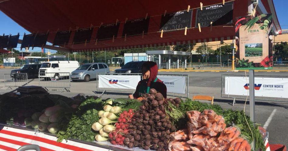Shopping Lar Center promove Feira de Orgânicos com atividades para as famílias