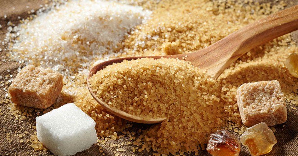 5 tipos de açúcar e suas diferenças
