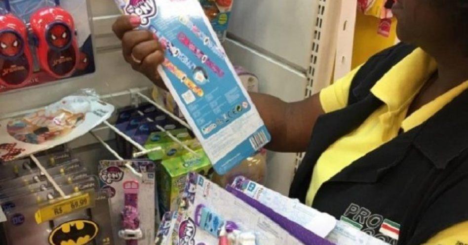 Procon fiscalizará lojas de brinquedos até o Dia das Crianças
