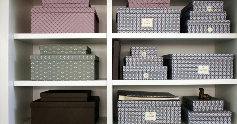 Papelarias lucram com demanda por caixas de personal organizer