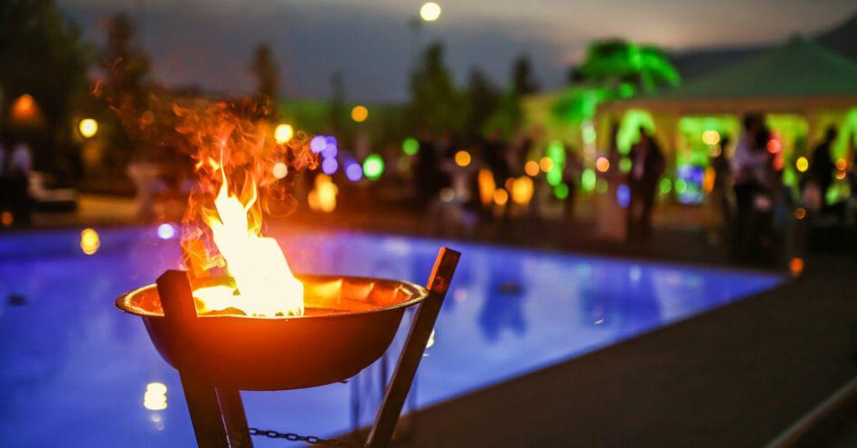 3 ideias para dar uma festa na piscina
