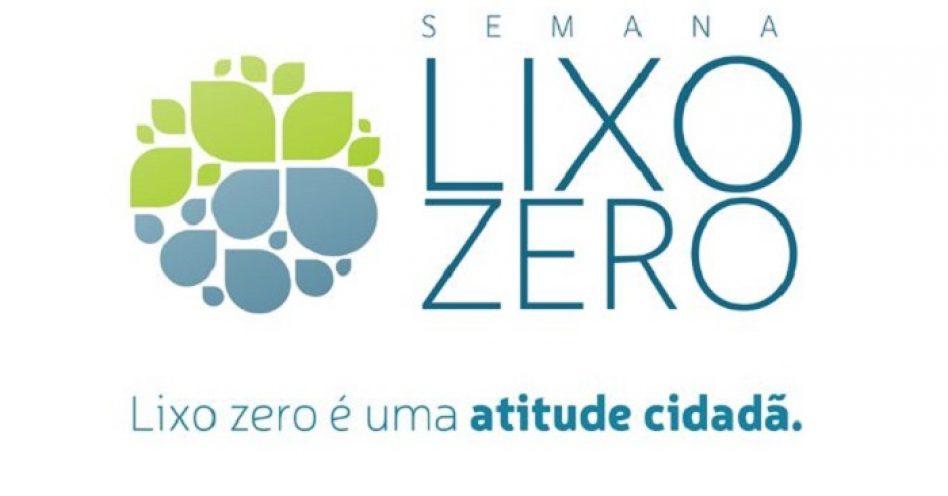 Semana do Lixo Zero estimula a responsabilidade compartilhada