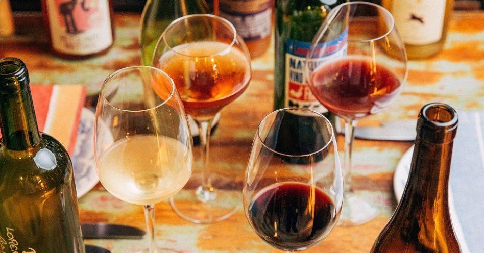 Entenda os diferentes tipos de vinho