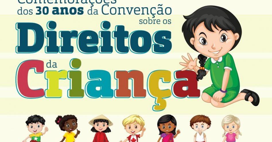 Convenção sobre os Direitos da Criança faz 30 anos e ganha exposição