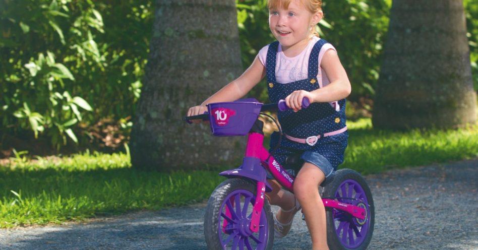Balance Bike: conheça a bicicleta sem pedais