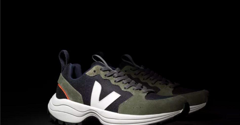 Novo sneaker tem borracha natural da Amazônia
