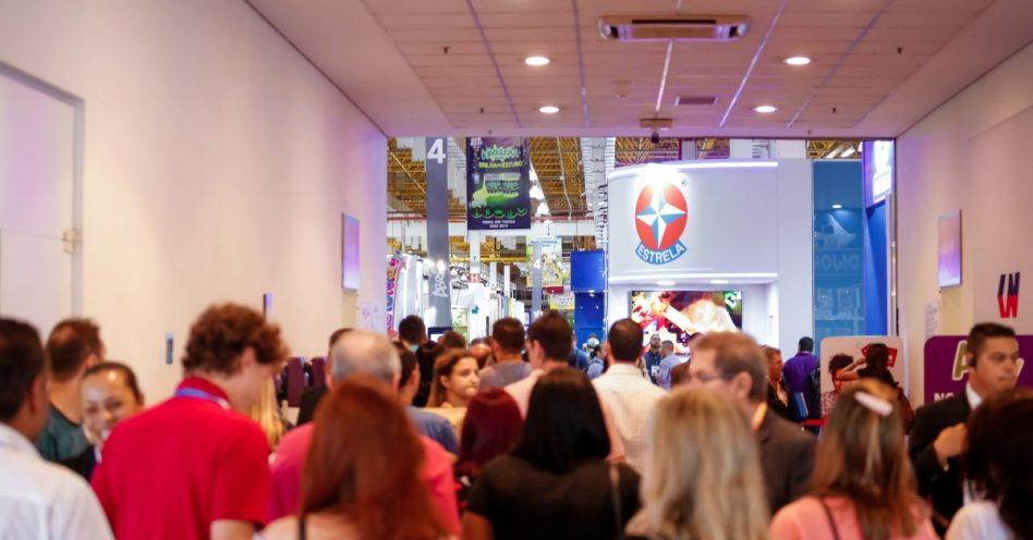 ABRIN 2020 confirma bom momento para  a indústria brasileira de brinquedos