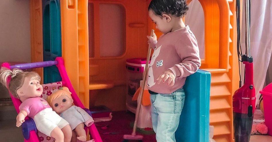 A Internet e a importância da infância lúdica