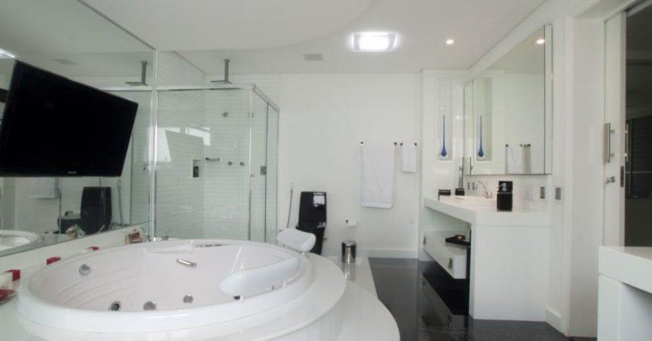 4 ideias simples para transformar seu banheiro em um Spa